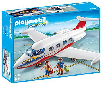 playmobil avion 6081