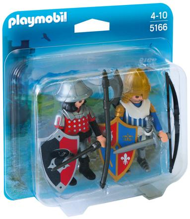 playmobil chevalier
