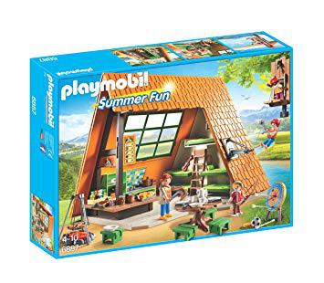 playmobil colonie de vacances