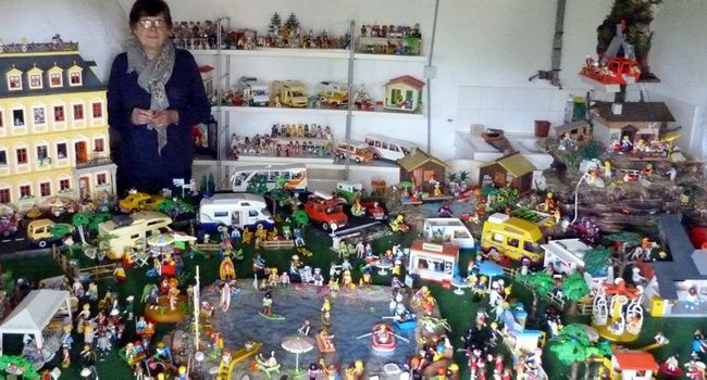 playmobil de collection
