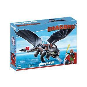 playmobil dragon harold