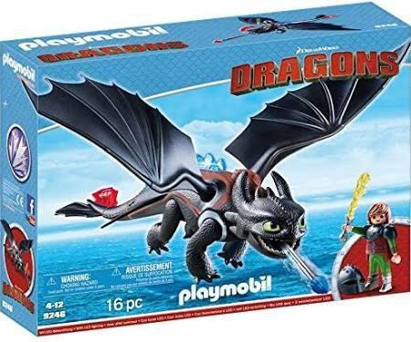 playmobil dragon krokmou