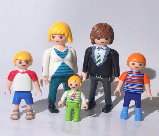 playmobil famille