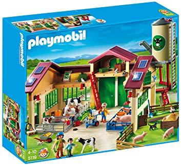 playmobil ferme 5119