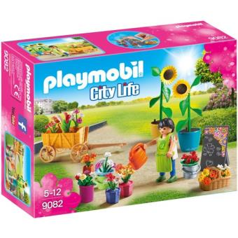 playmobil fleuriste