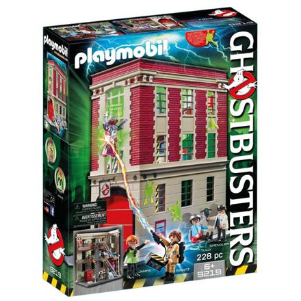 playmobil ghost buster