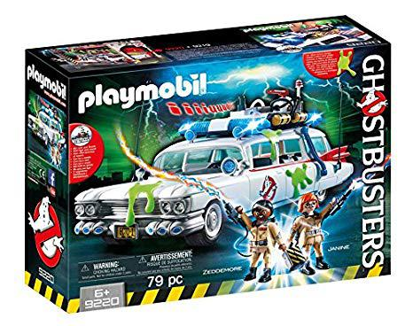 playmobil ghostbusters ecto 1