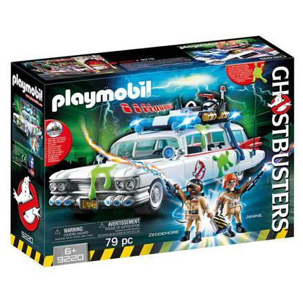 playmobil ghostbusters voiture