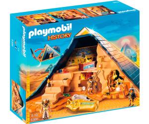 playmobil history pyramide
