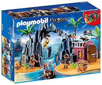 playmobil ile des pirates