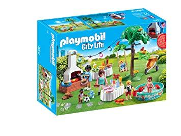 playmobil jardin