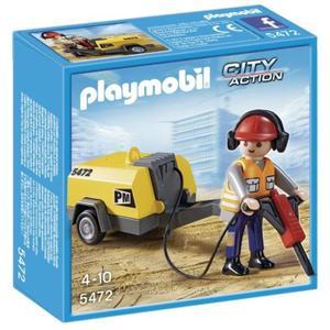 playmobil la vie de chantier