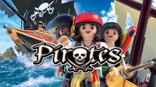 playmobil les pirates