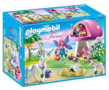 playmobil licorne