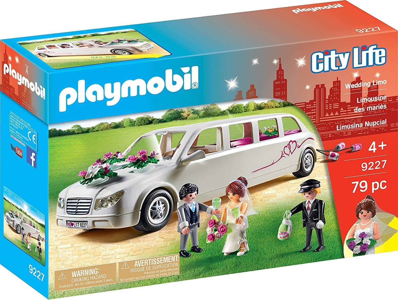 playmobil limousine