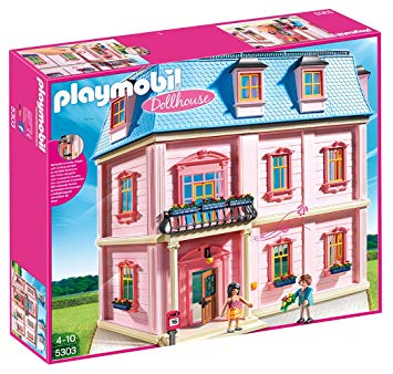 playmobil maison traditionnelle