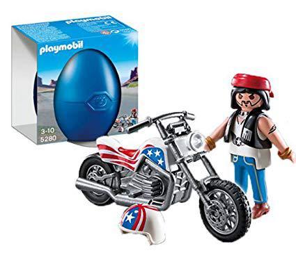 playmobil motorcycle