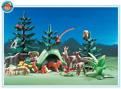 playmobil nature