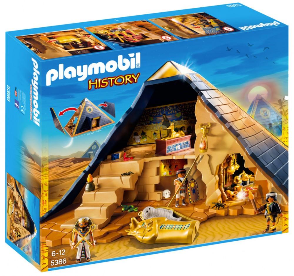 playmobil pharaon