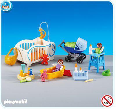 playmobil pour bébé