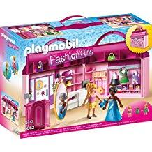 playmobil pour fille
