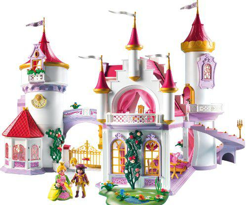 playmobil princesse chateau
