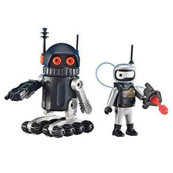 playmobil robot