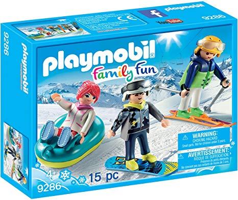 playmobil sport d hiver
