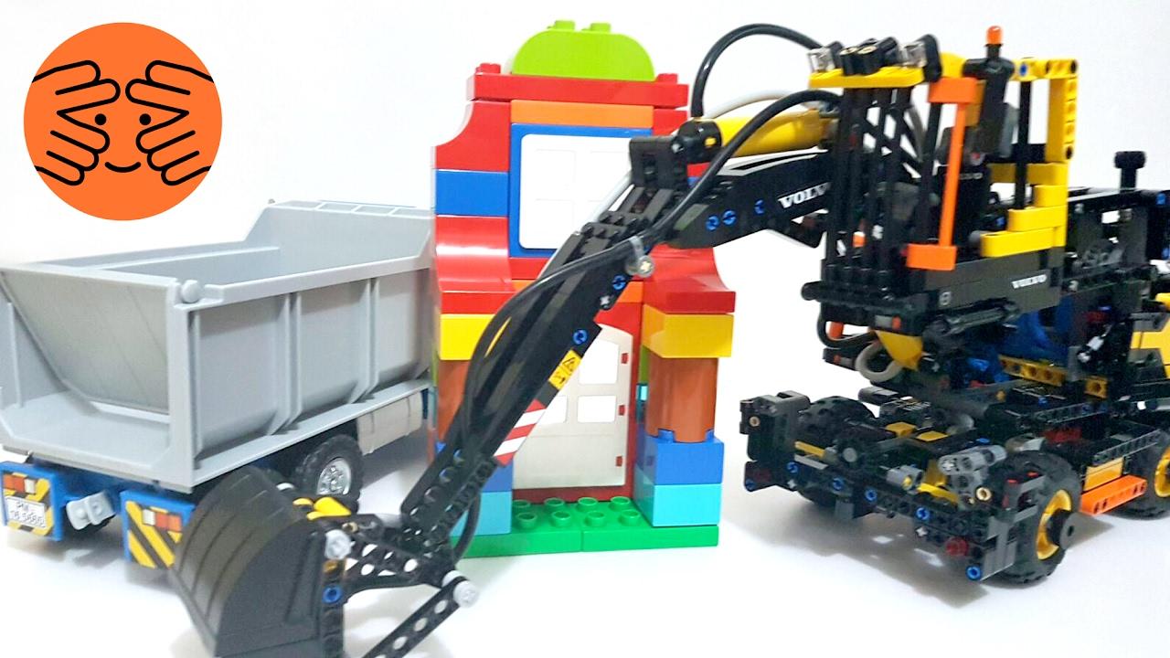 playmobil technic