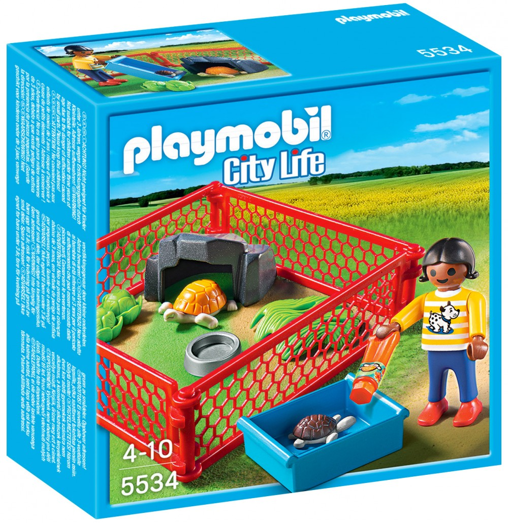 playmobil tortue