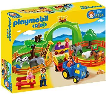 playmobil zoo 123