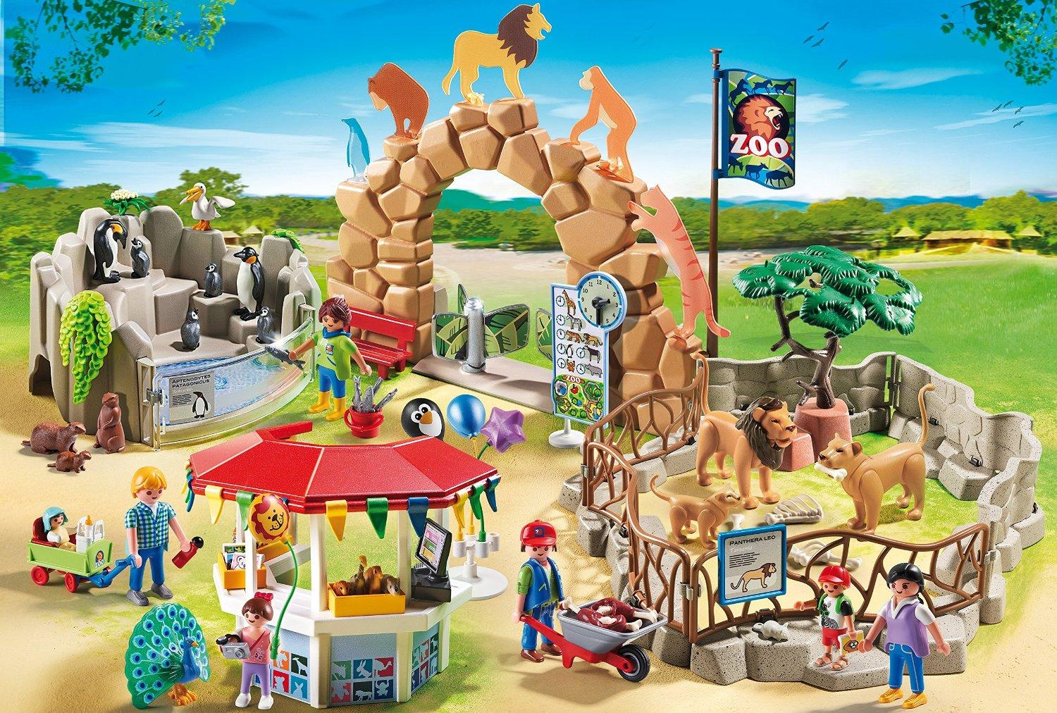 playmobil zoo grand