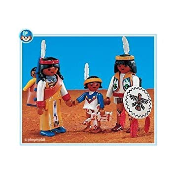 playmobile indien