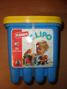 playskool clipo junior