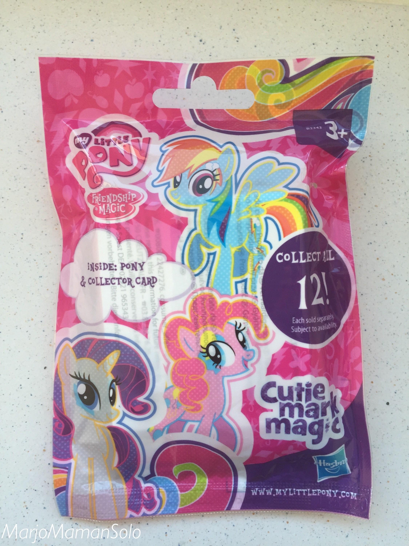 pochette my little pony