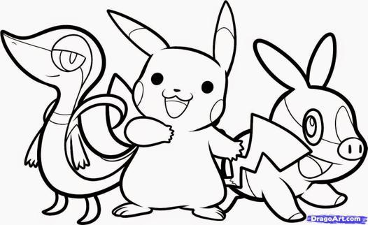 pokemon coloriage en ligne