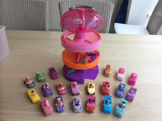 polly pocket mini