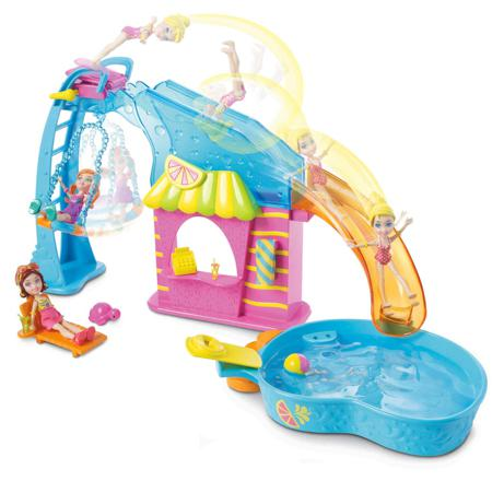 polly pocket piscine