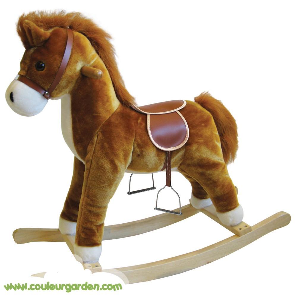 poney a bascule