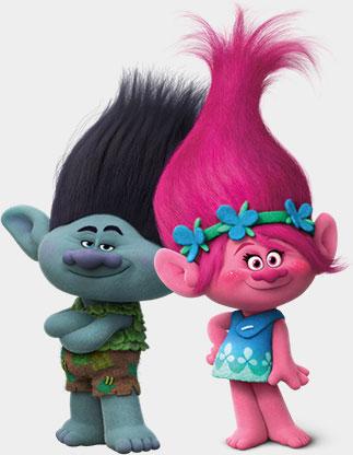 poppy les trolls