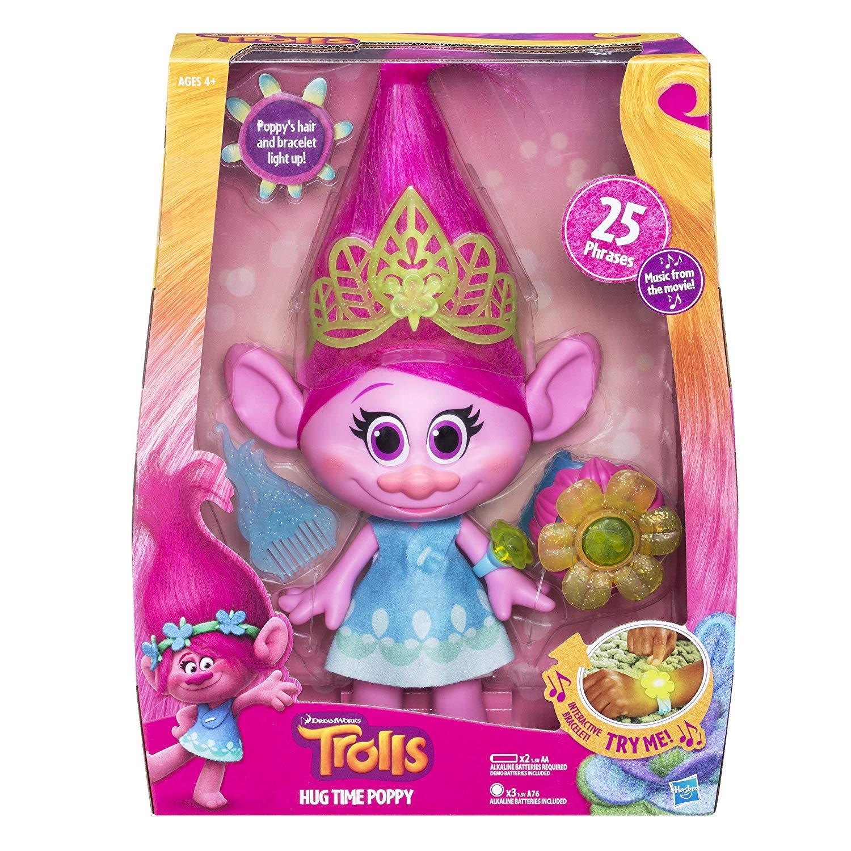 poppy troll toy
