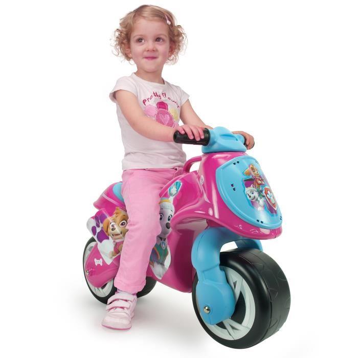 porteur moto fille