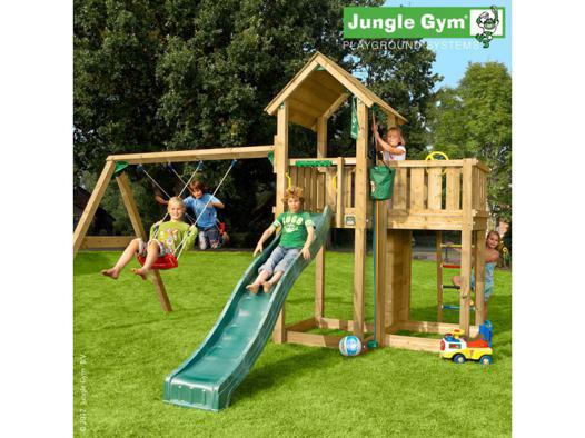 portique jungle gym