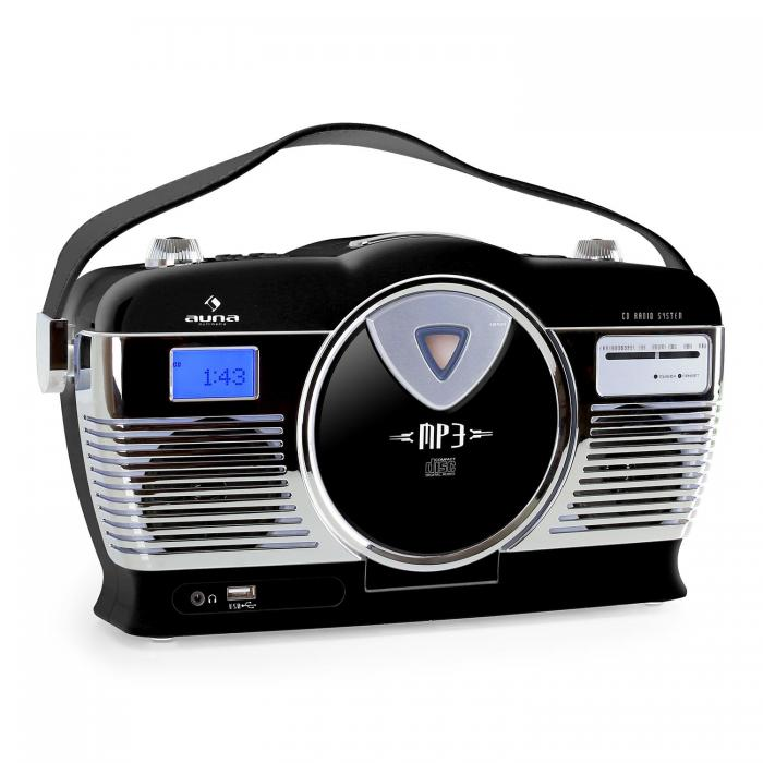 poste cd radio usb
