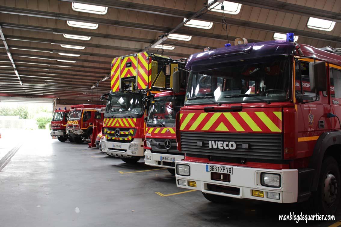 poste pompier