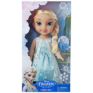 poupée de la reine des neiges