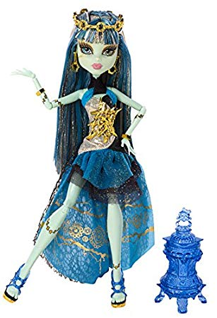 poupeé monster high 13 souhaits