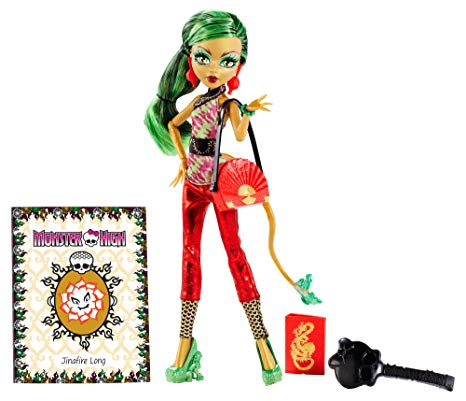 poupeé monster high jinafire