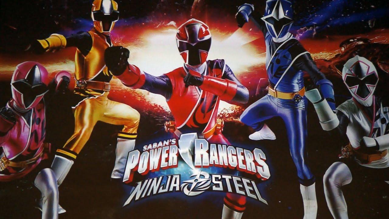 power ninja steel