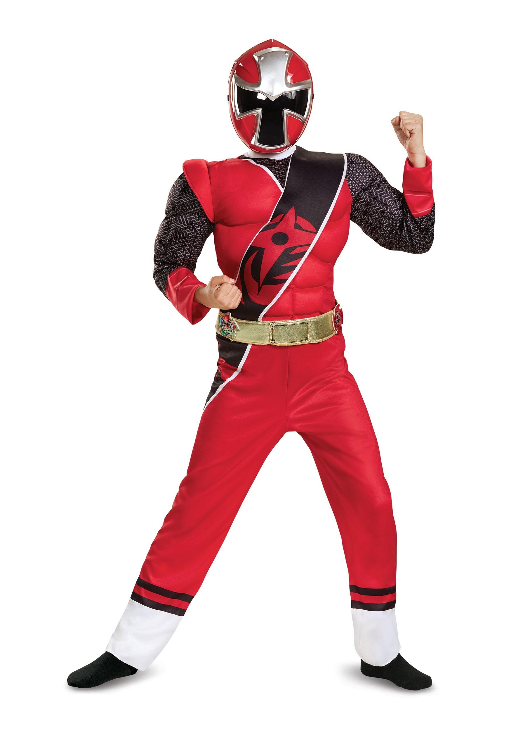 power ranger ninja steel deguisement